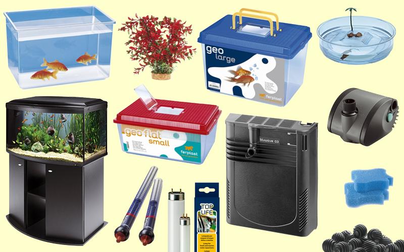 Accessori for Accessori per acquari